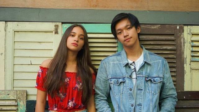 Aurora Ribero dan Brandon Salim