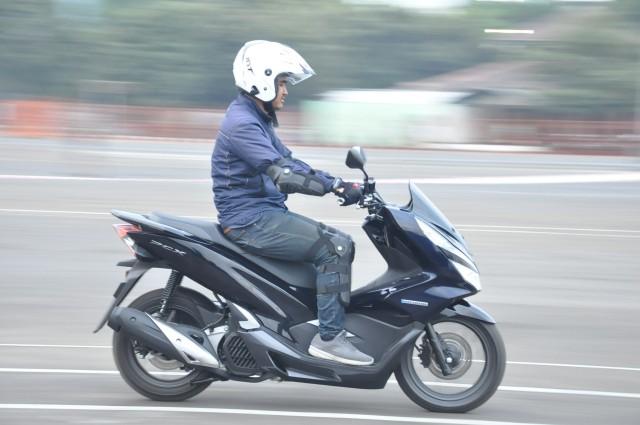 Honda PCX Hybrid Laku 100 Unit per Bulan (323597)