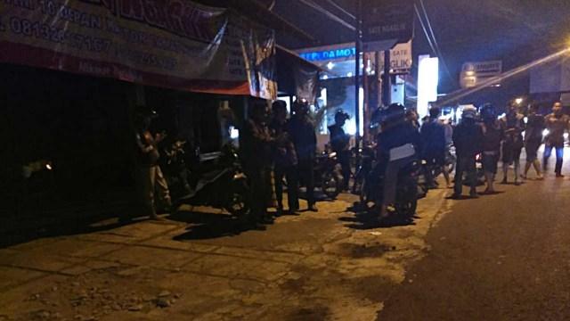 Suasana di Kaliurang, Yogyakarta