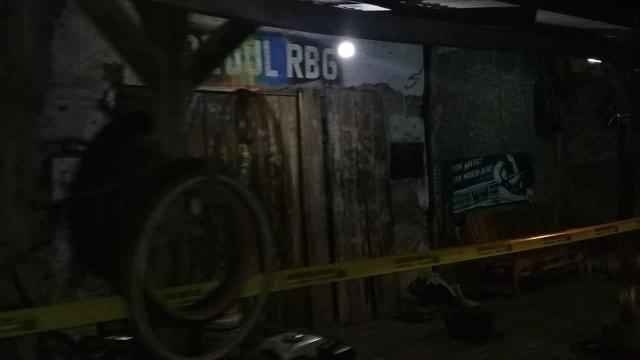 Penggerebekan terduga teroris Indramayu