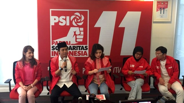 Alasan PSI Dukung Mahfud MD Jadi Cawapres Jokowi (97159)