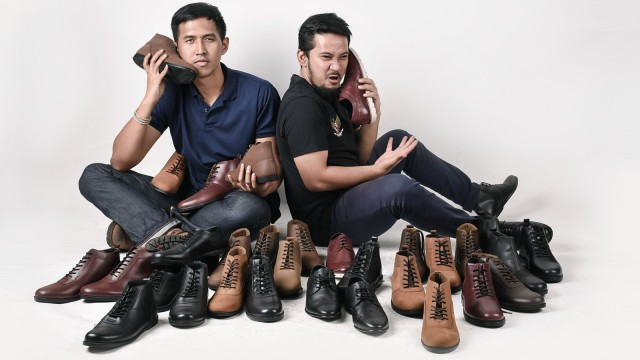 Sepatu Brodo, Lahir dari Modal Nekat Dua Lulusan Teknik Sipil ITB (152700)