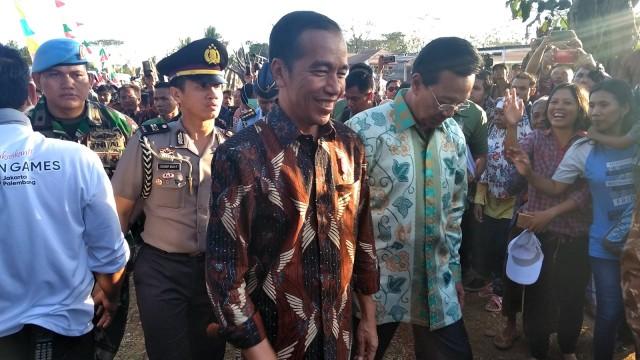 Mengoreksi Ucapan Jokowi, Warga Sleman Ini Dapat Sepeda (1126104)