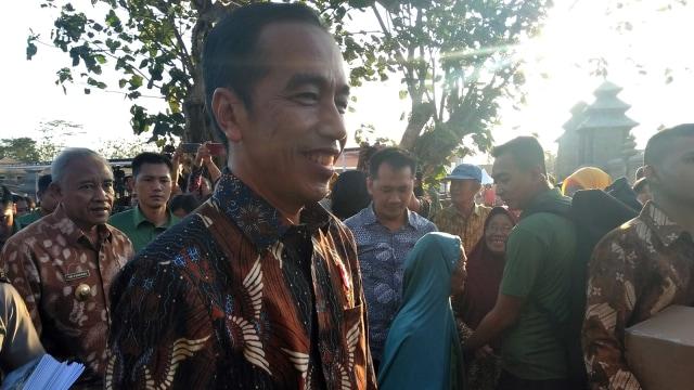 Mengoreksi Ucapan Jokowi, Warga Sleman Ini Dapat Sepeda (1126105)