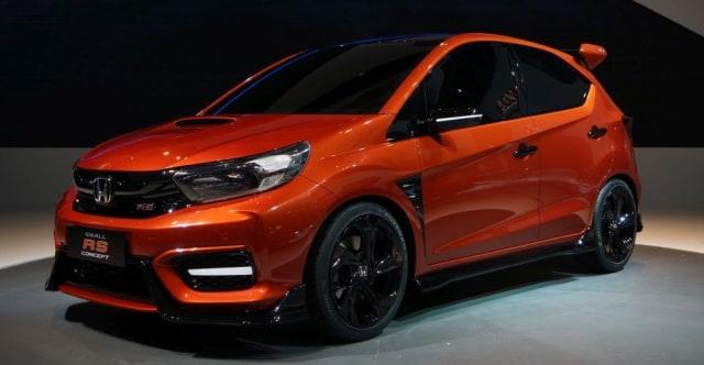 Honda Buka Selubung Brio RS Baru di GIIAS 2018?  (108315)