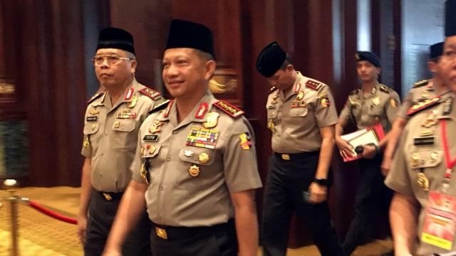 Kapolri Jenderal, Tito Karnavian