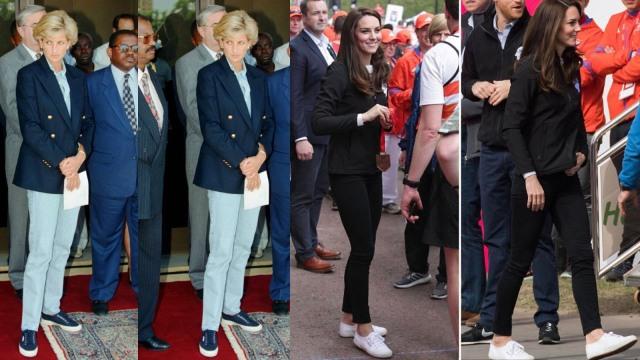 Putri Diana Jadi Ikon Fashion Dunia, Ini 6 Perempuan Terkenal yang Tiru Gayanya (54386)