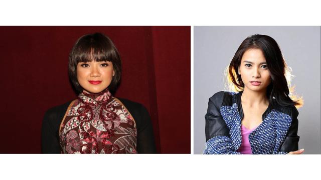 Nirina Zubir vs Acha Septriasa: Siapa Pemain Film 'Heart
