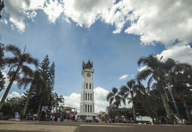 Seluruh Objek Wisata di Bukittinggi, Sumatera Barat, Ditutup hingga 2 Agustus (62828)