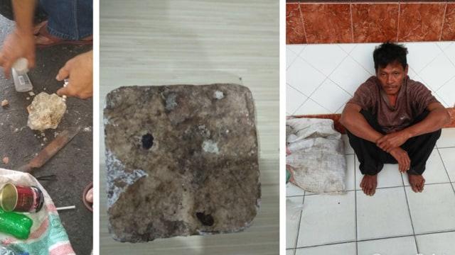 Polisi Tangkap Pelempar Batu di Tol Dalam Kota, Diduga Gangguan Jiwa (106191)