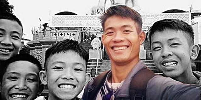 Ekapol Asisten Pelatih 12 Anak Thailand yang Terjebak di Gua