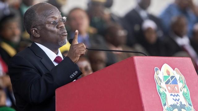 Presiden Tanzania Larang Penggunaan Alat Kontrasepsi (45515)
