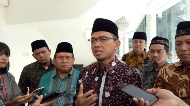 Ketua Lembaga Dakwah PBNU Maman Imanulhaq