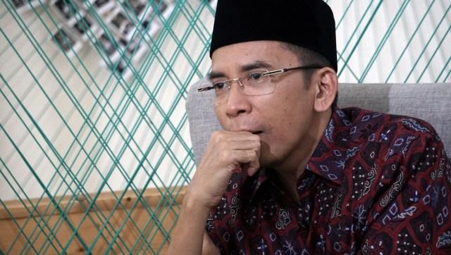 TGB: Pendukung Jokowi-Ma'ruf adalah Orang yang Tidak Suka Memfitnah (15377)