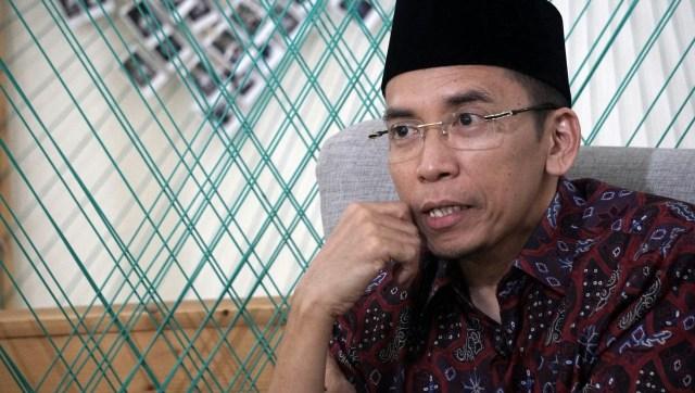 TGB: Lawan Jokowi di 2019 Adalah Fitnah (98435)