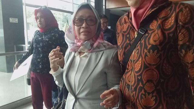 Sidang terdakwa mantan Kepala BPKAD Kota Kendari Fatmawati Faqih di Pengadilan Tipikor Jakarta.