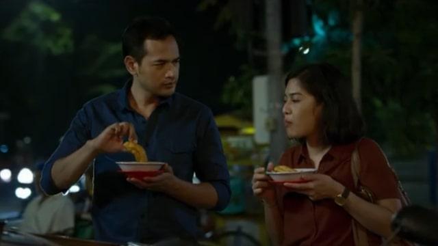 Adegan di film 'Aruna dan Lidahnya'