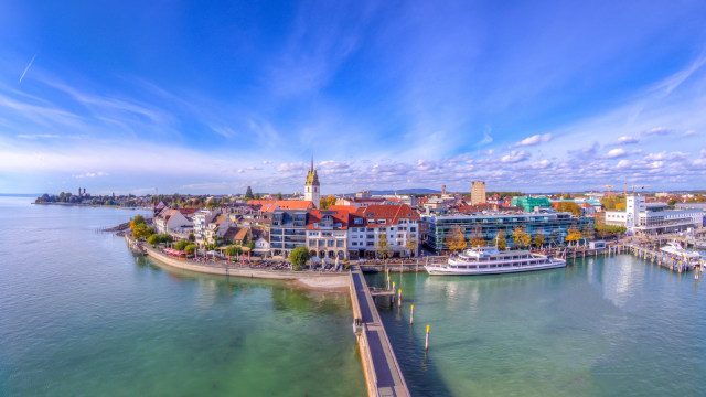 10 Rute Penerbangan Paling Singkat di Dunia, Friedrichshafen