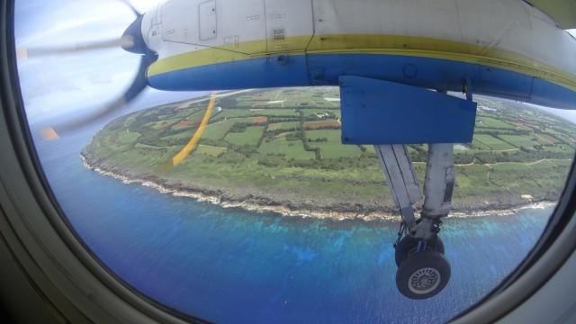 10 Rute Penerbangan Paling Singkat di Dunia, Minami, Daito