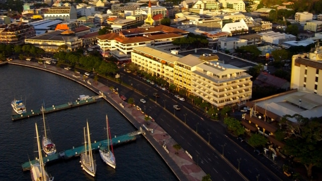 10 Rute Penerbangan Paling Singkat di Dunia, Papeete