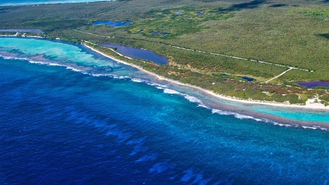 10 Rute Penerbangan Paling Singkat di Dunia, Cayman Brac