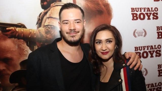 Zack Lee dan Nafa Urbach
