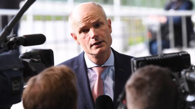 Menteri Luar Negeri Belanda Stef Blok
