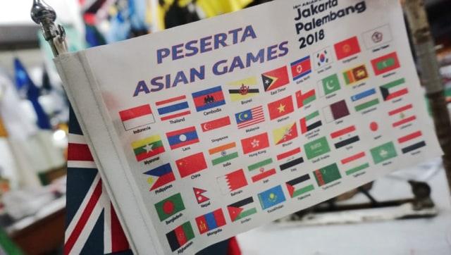 Aktivitas pedagang, Asian Games 2018
