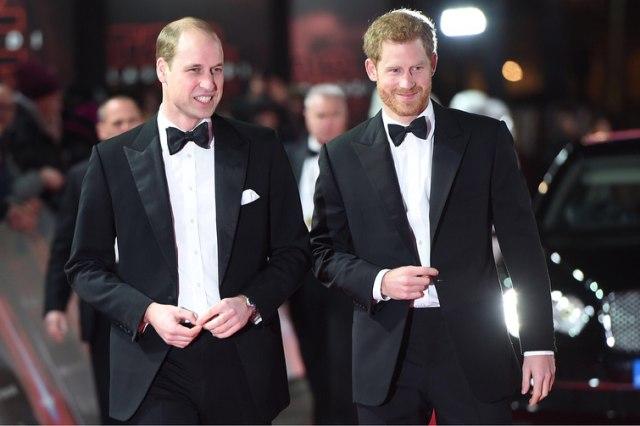 Pangeran William & Pangeran Harry