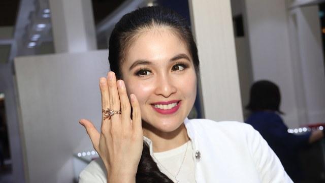 Cuma Sandra Dewi, Ditinggal ART karena Kasih THR Kebanyakan  (493984)