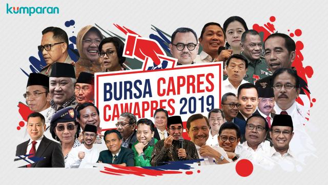Bursa Capres Cawapres 2019