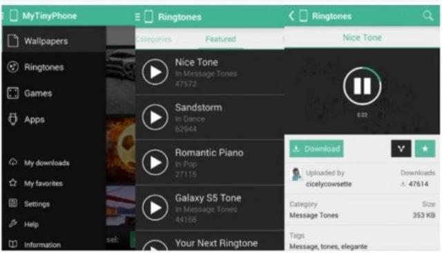 download ringtone alarm terbaik