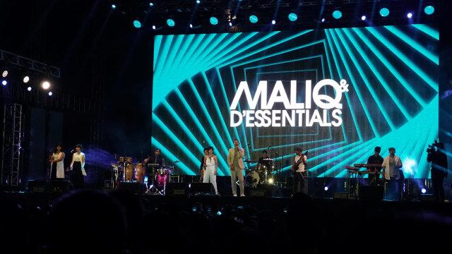 Maliq & D'Essentials Rilis DVD Rekaman di Abbey Road (5255)