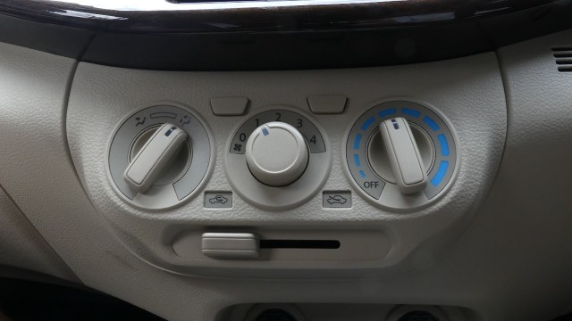 Kenop putar AC all new Suzuki Ertiga