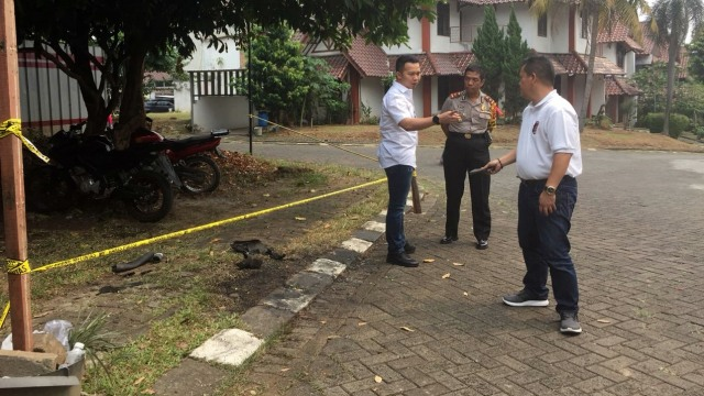 Polisi Selidiki Penyebab Mobil Neno Warisman Terbakar (107065)