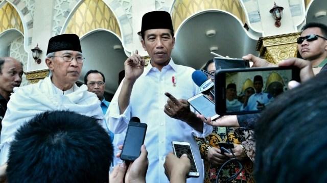 Cawapres Jokowi di Cengkeram Partai Islam (114541)