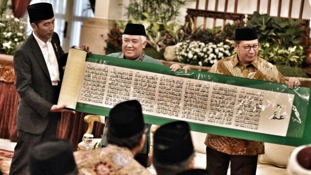 Cawapres Jokowi di Cengkeram Partai Islam (114540)