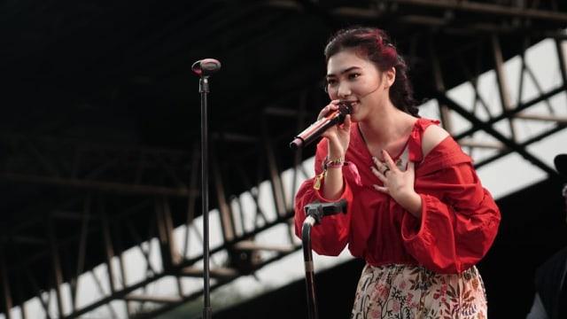 Afgan, Isyana Sarasvati, Rendy Pandugo, We The Fest 2018
