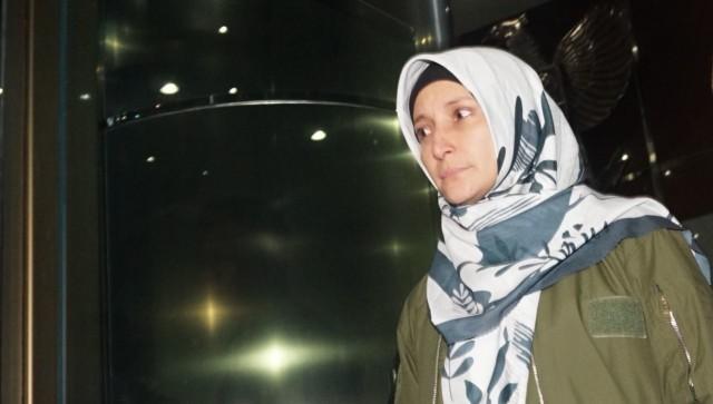 Inneke Koesherawati usai diperiksa penyidik KPK