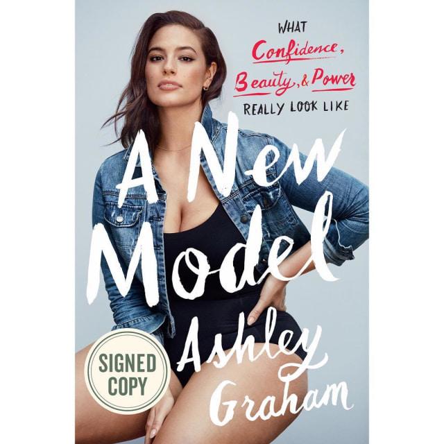 Ashley Graham: Saya Harus Kerja Lebih Keras karena Bertubuh Plus-size (57250)