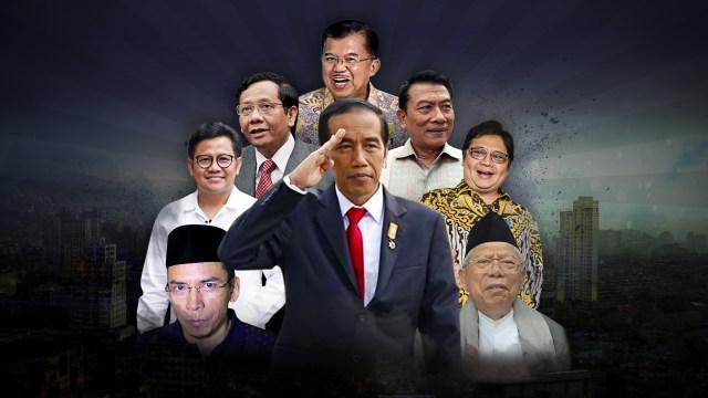 Teka-teki Cawapres Jokowi (67535)