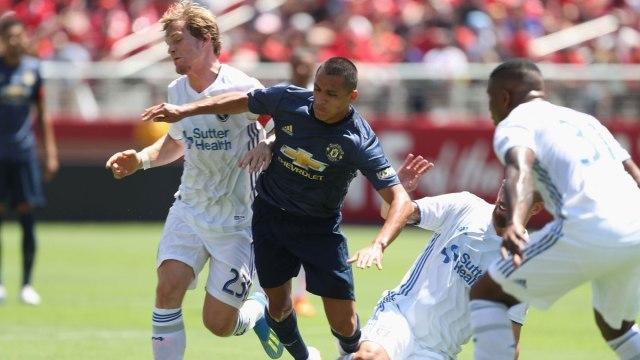 Manchester United vs San Jose Earthquakes