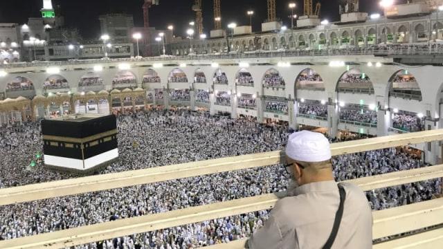 Mayarotis Calon Jemaah Haji Bukittinggi Berusia di Bawah 60 Tahun  (82432)