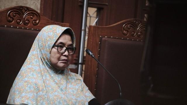 Jaksa Pinangki dan Mereka yang Tampil Berhijab saat Terjerat Kasus Hukum (1)