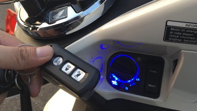 Kunci Keyless Motor Honda Hilang, Ini Prosedur Penggantiannya (590323)