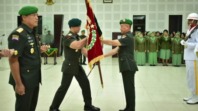 Karier Moncer Jenderal Andika Perkasa (31995)