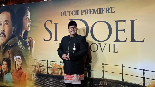 Gala Premier Film 'Si Doel The Movie' di Belanda