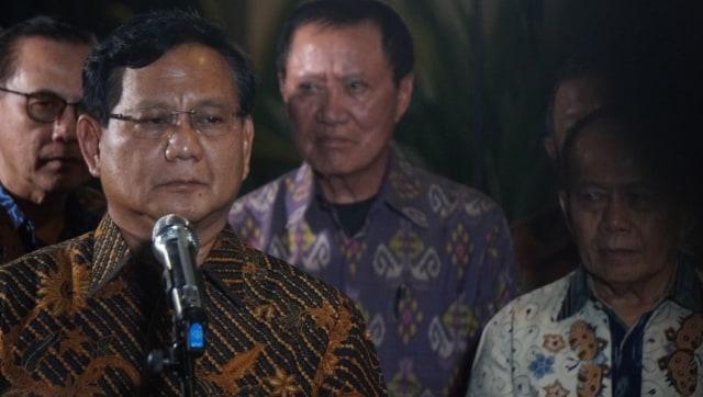 Prabowo: Chemistry Pertemuan dengan SBY Sangat Bagus (276591)