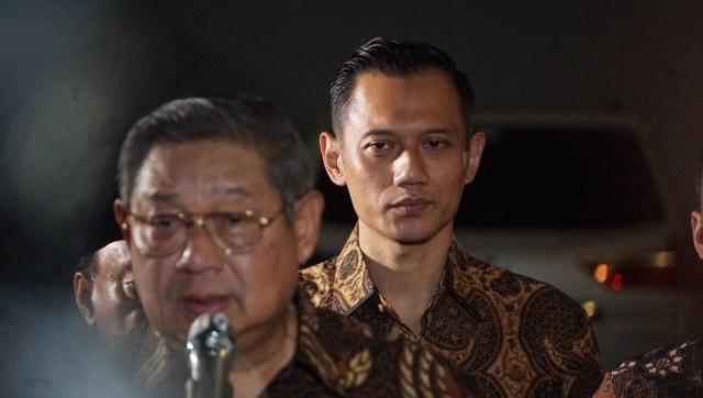 Lipsus SBY, Prabowo Subianto, Mega Kuningan, Agus Harimurti Yudhoyono