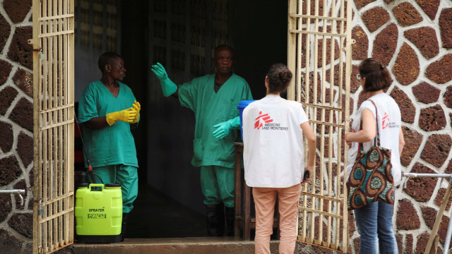 Ebola,  Mbandaka, Republik Demokratik Kongo, Kongo